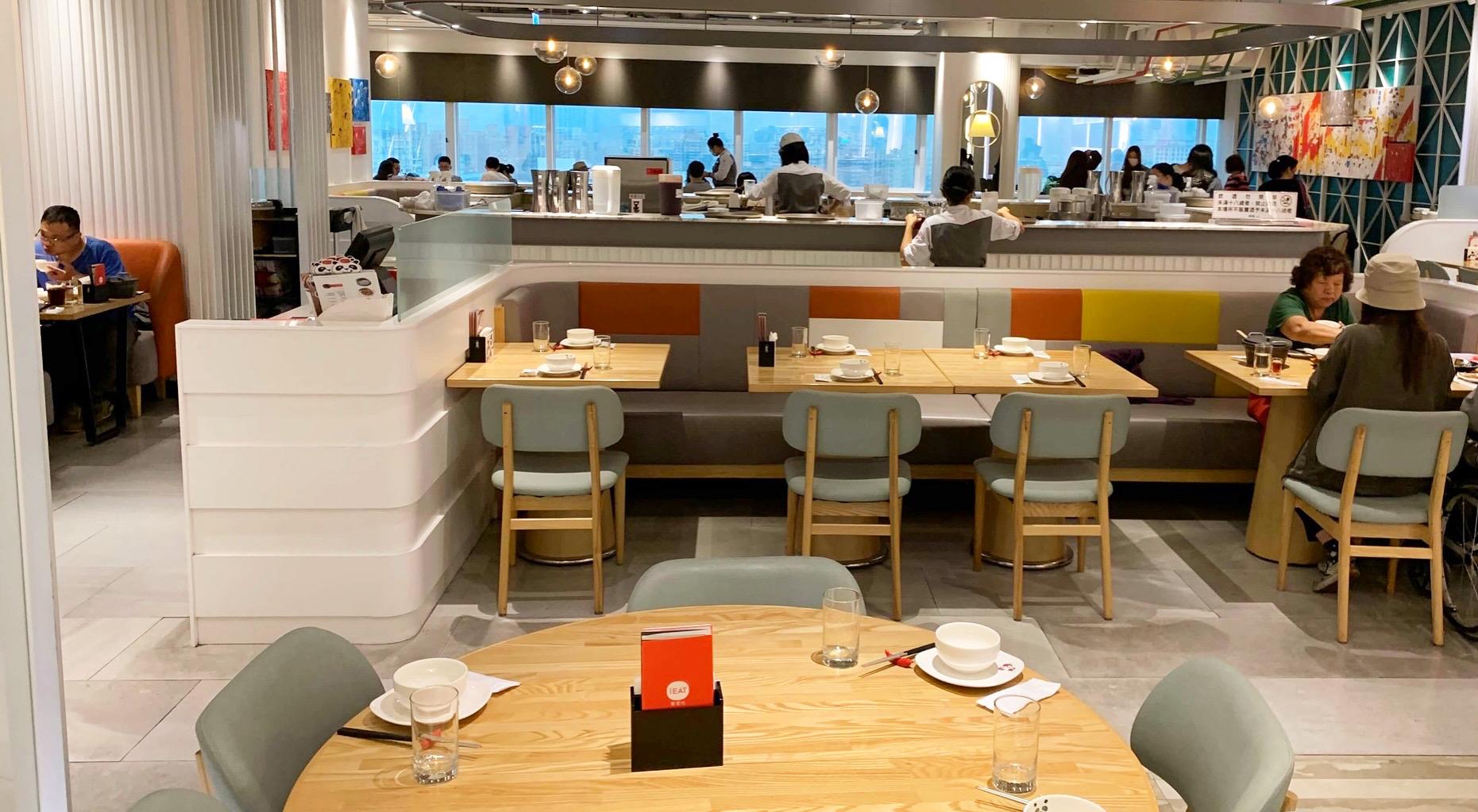 開飯川食堂店內環境