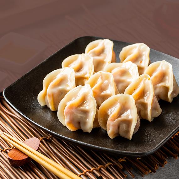 八方雲集韓式辣味水餃