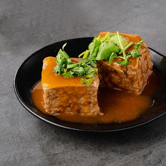 八方雲集黃金豆腐