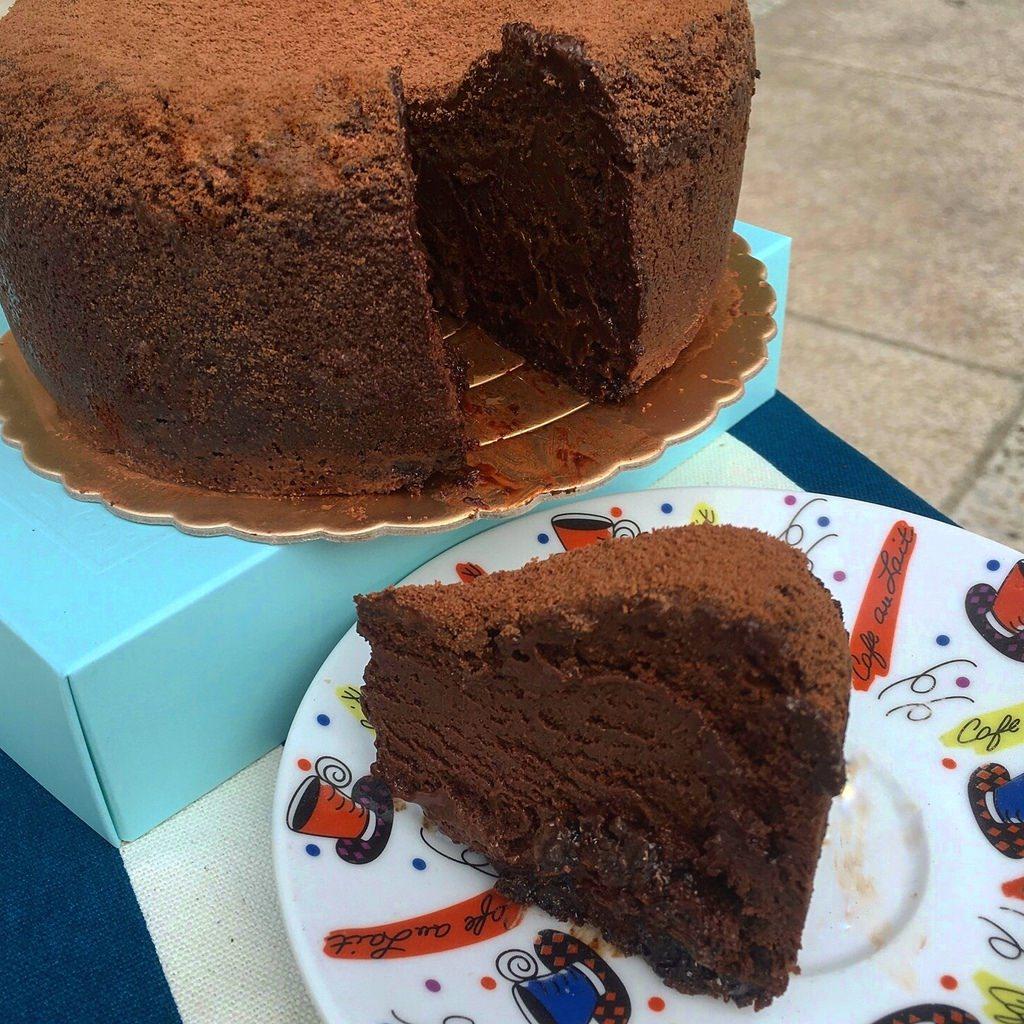 法式經典巧克力蛋糕