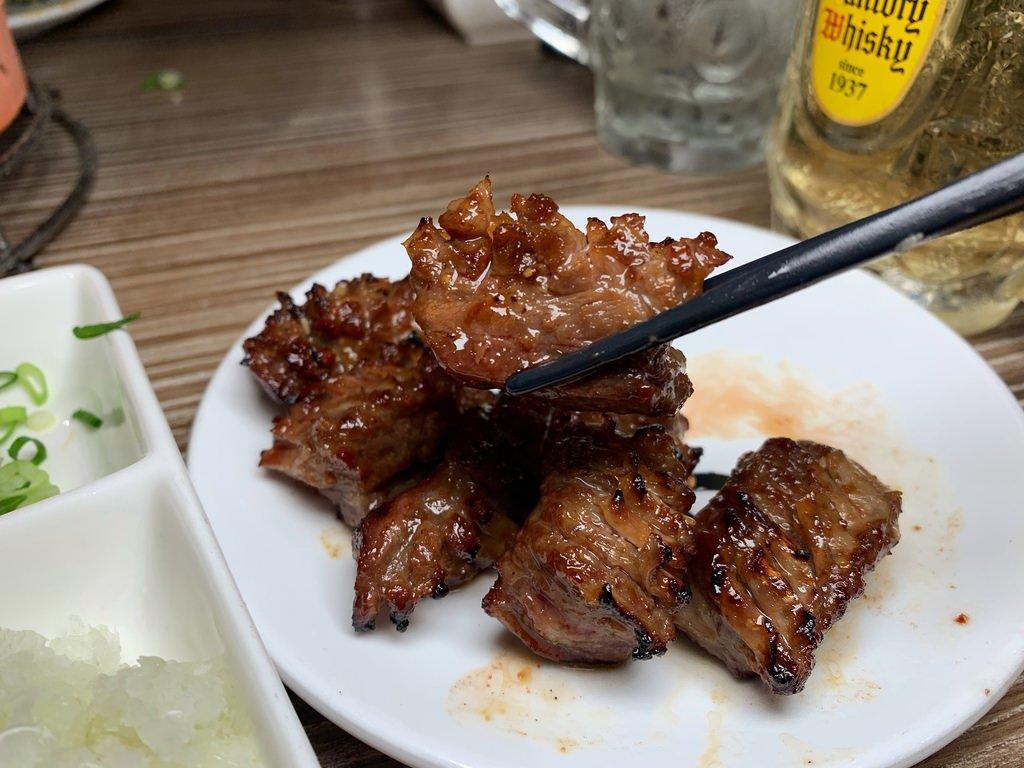 烤肉醬牛肋條